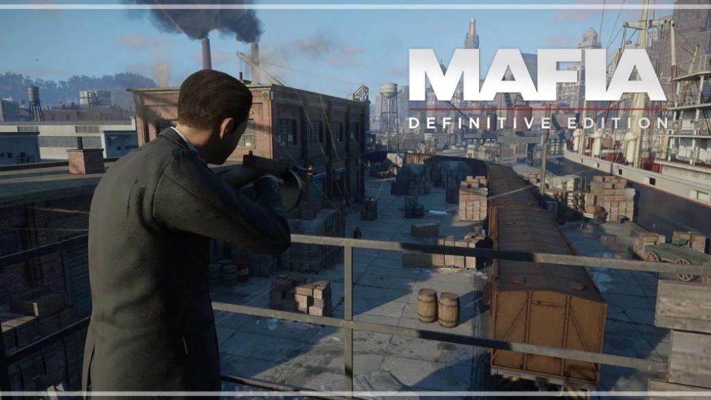 Mafia: Definitive Edition presents the gangster's 'modus vivendi' in a new trailer