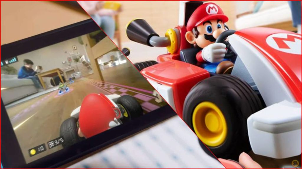 Mario Kart Live: Home Circuit brings the saga to the real world with Nintendo Switch