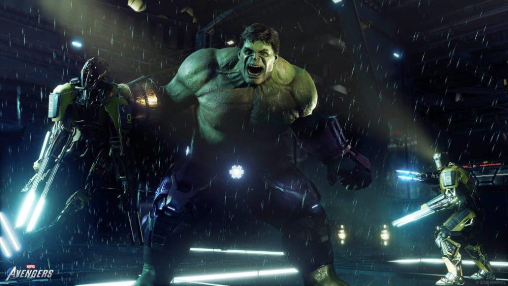 Marvel's Avengers: Hulk shows you his moves in a new trailer