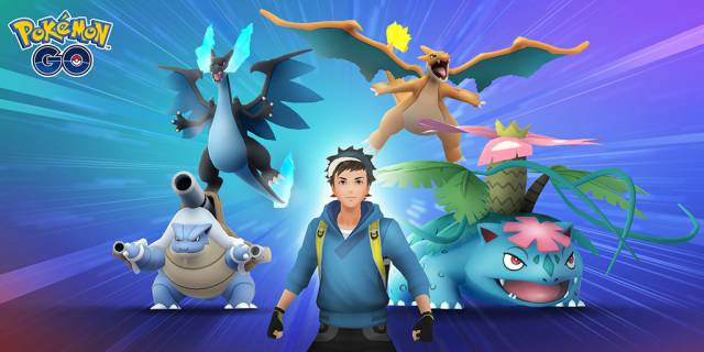 Pokémon GO Mega Evolutions