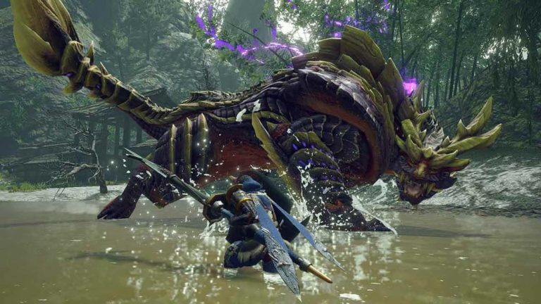 Monster Hunter Rise offers 21 minutes of new gameplay at TGS 2020