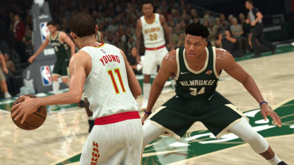 NBA 2K21 updates and restores the old stick shooting method after complaints