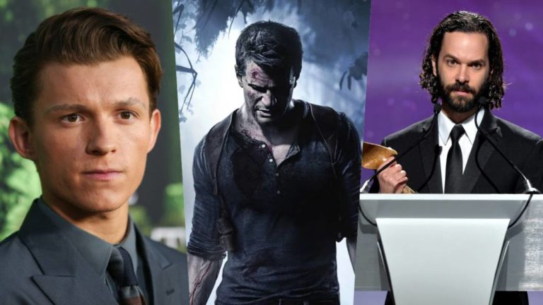 Neil Druckmann satisfied with Uncharted movie after visiting Tom Holland