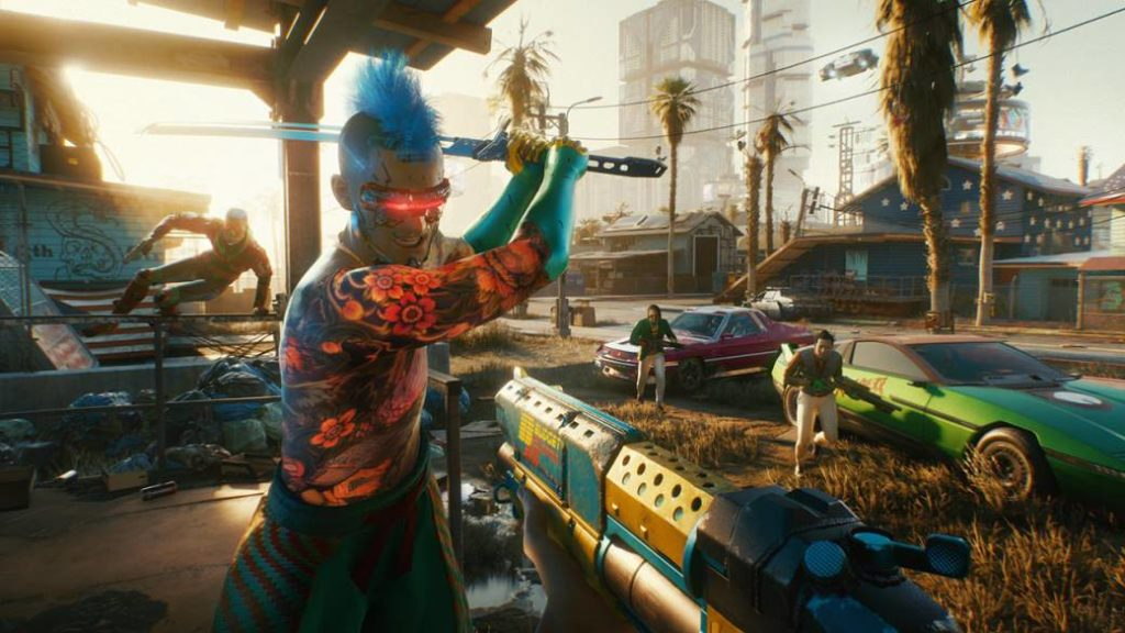 Nvidia RTX: Cyberpunk 2077 boasts graphics with new 30XX graphics