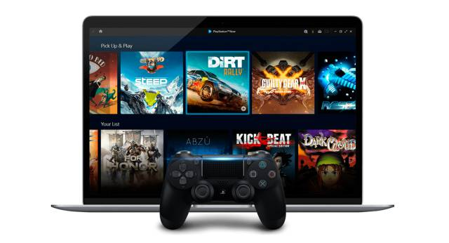 PS Now: hundreds of games for all tastes
