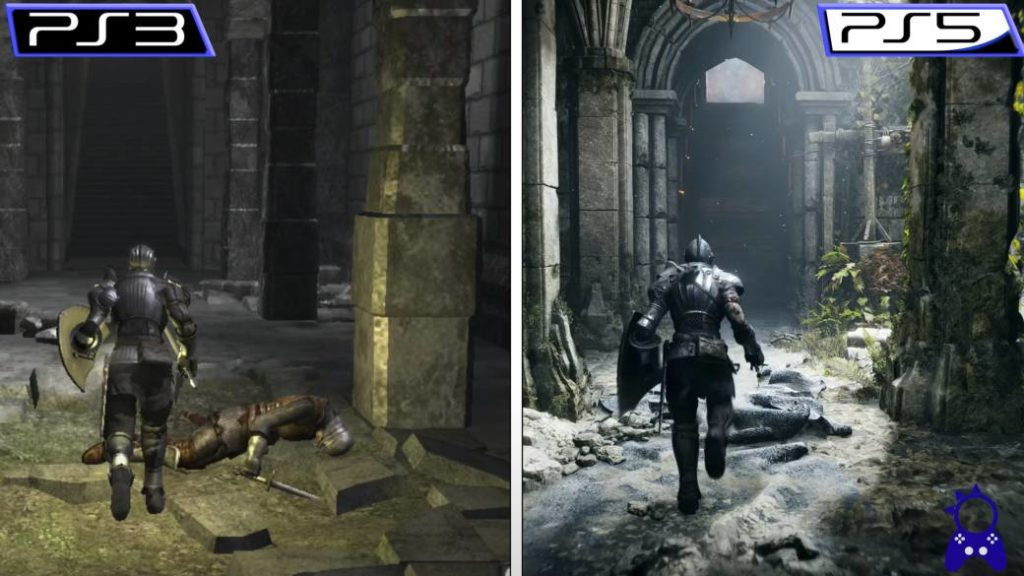 PS5: Demon's Souls will reduce loading times to less than a second