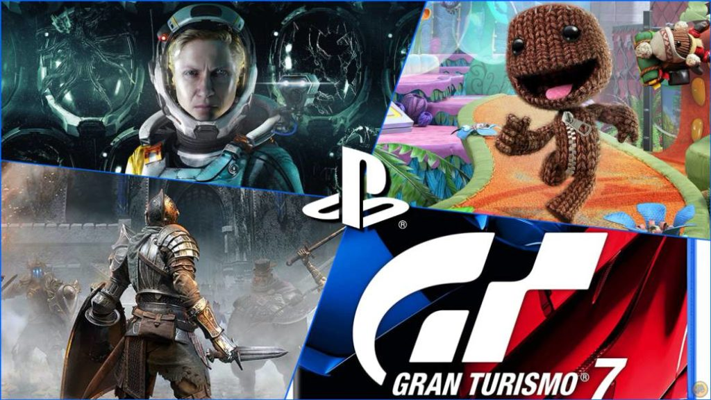 PS5: First look at the covers of Returnal, Demon's Souls, GT 7, Sackboy and more