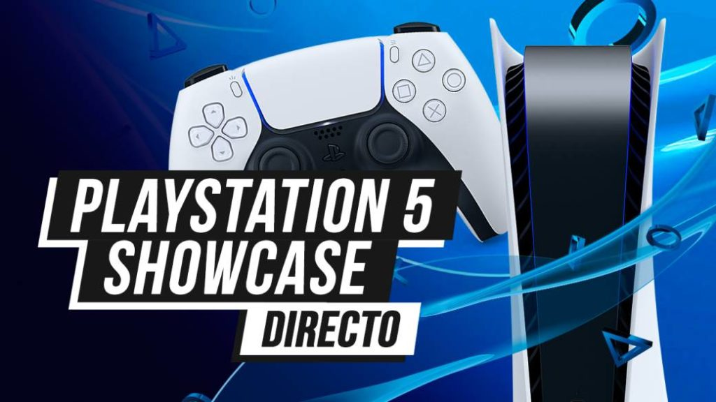 PS5 Live event: online presentation with new games and live announcements