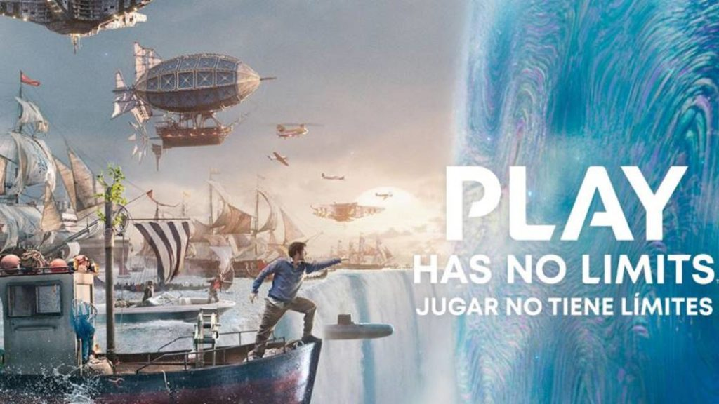 PS5 presents its slogan in 'the Edge', a new commercial