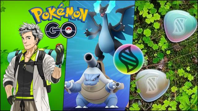 Pokémon GO - Mega Combat Challenge