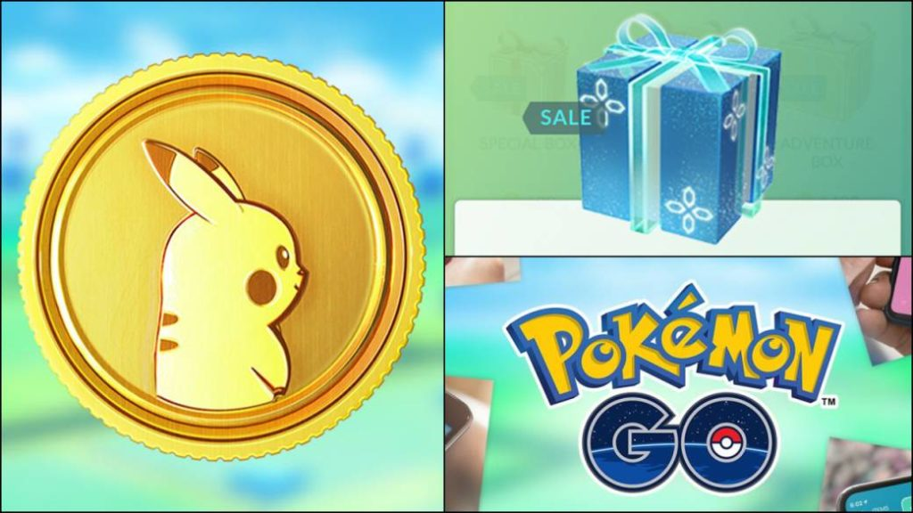 Pokémon GO: confirmed dates for the 3 Remote Raid Passes for 1 Pokécoin
