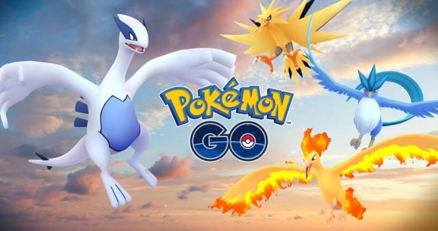 Pokémon GO iOS 14