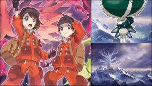 Pokémon Sword and Shield Event - Crown Snows; time and how to watch streaming online