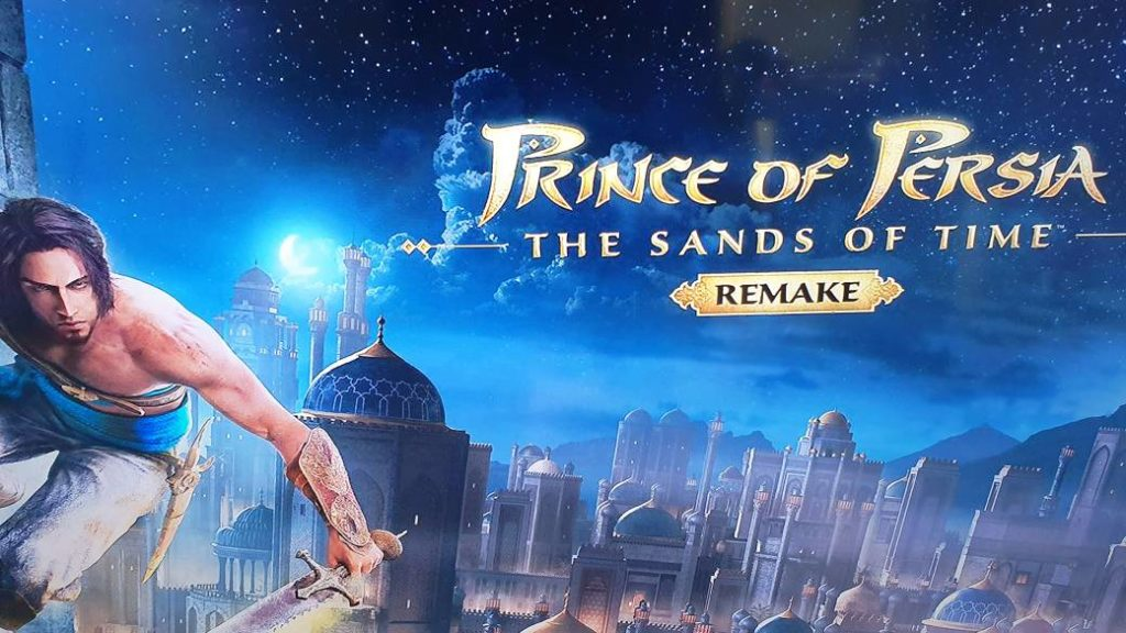 Prince of Persia Remake Leaks with Images and Video; possible Ubisoft announcement