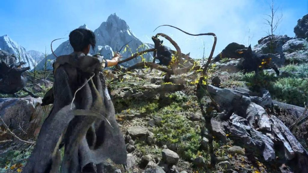 Project Athia and Final Fantasy XV's graphics engine shows its power in a new trailer