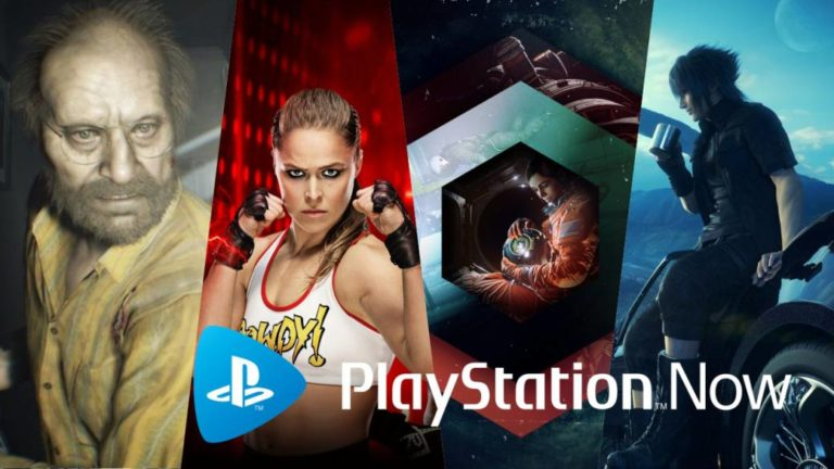Resident Evil 7, Final Fantasy XV, WWE 2K19 and Observation, September games on PS Now