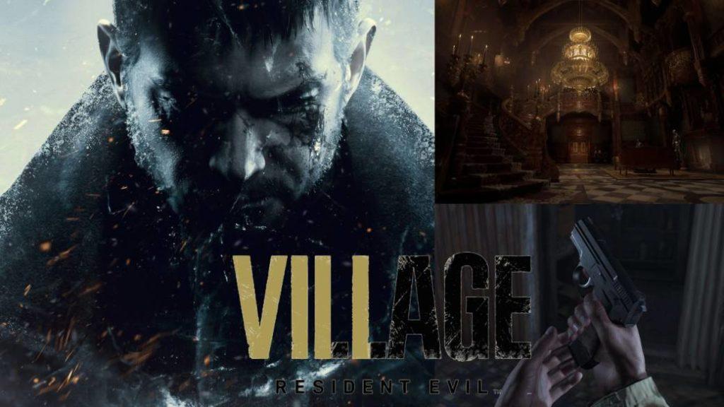 Resident Evil 8 Village will not miss TGS 2020 Online