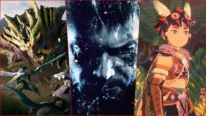 Resident Evil 8 and Monster Hunter Rise presentation live