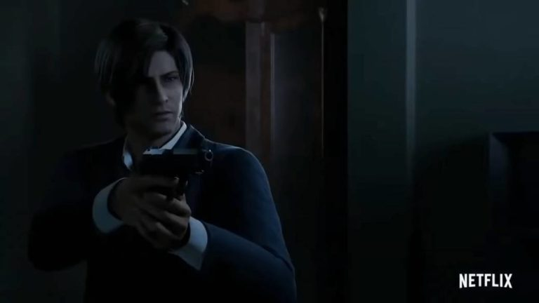 Resident Evil: Infinite Darkness is Netflix's new CGI movie, released in 2021