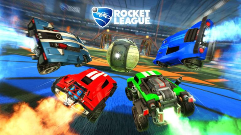 Rocket League suffered the fall of its servers after its move to free-to-play