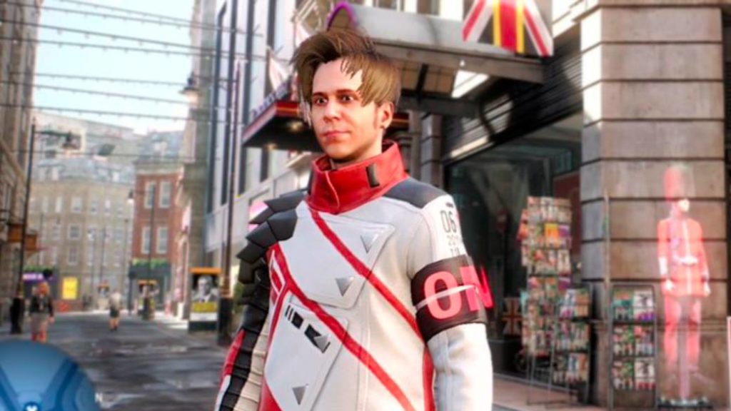 Rubius will be a playable character in Watch Dogs Legion: first video