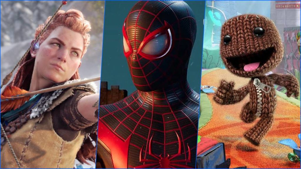 Spider-Man: Miles Morales, Horizon Forbidden West and more coming to PS4