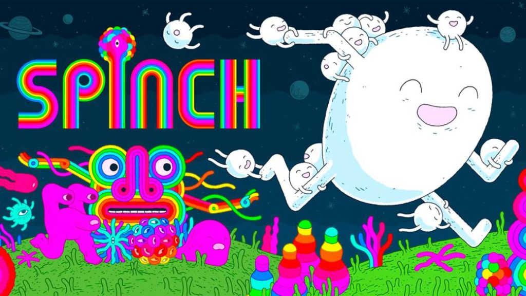 Spinch, PC and Switch Reviews: A sensory experience