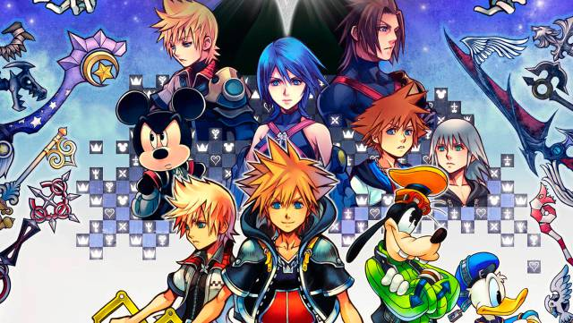 Square Enix has not released the Kingdom Hearts saga on Switch due to