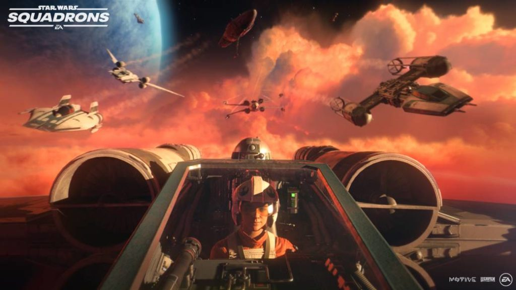 Star Wars: Squadrons enters Gold phase and ends development – no delays