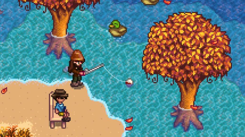 Stardew Valley shares a new image of the long-awaited update 1.5