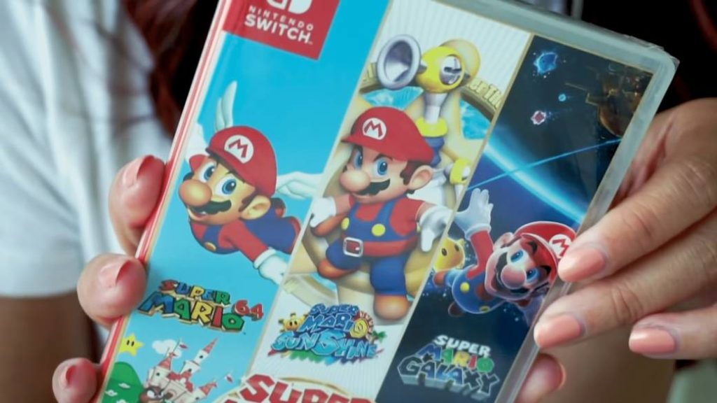 Super Mario 3D All-Stars takes a look at all its contents in a new trailer