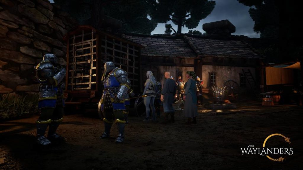 The Waylanders presents the medieval era in a new video