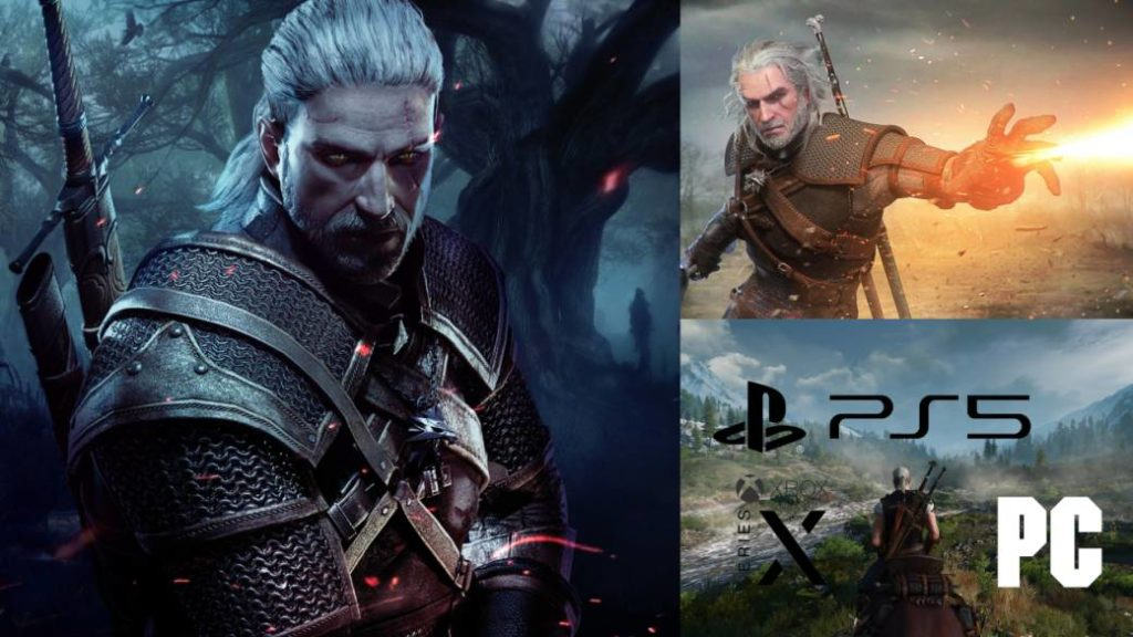 The Witcher 3 Announces Enhanced Version on PC, PS5, and Xbox Series X; free update