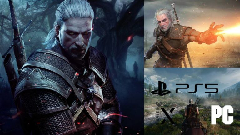 The Witcher 3: Wild Hunt, actualización PS5, Xbox Series X, PC