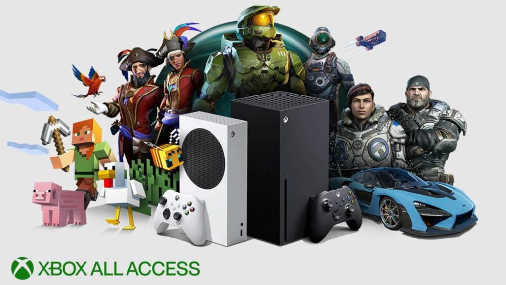 The Xbox All Access program expands, but is not yet available in Spain