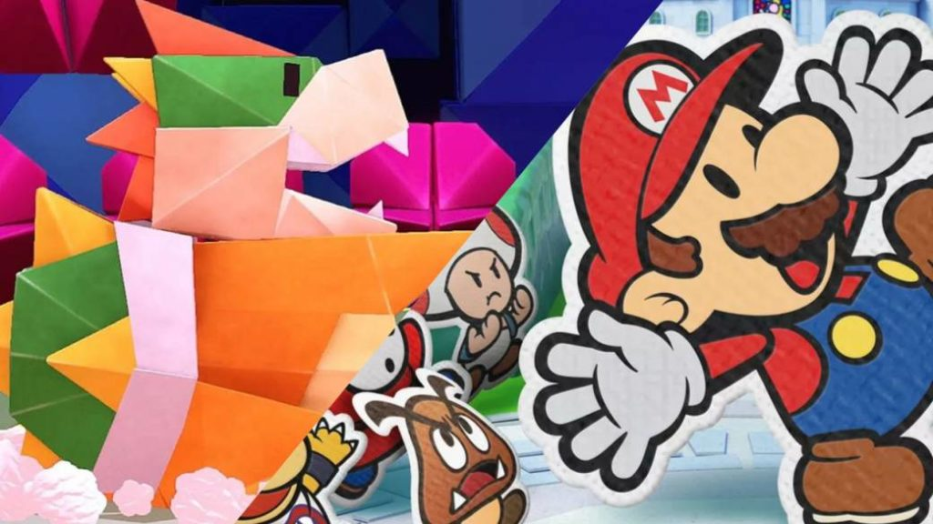 The creators of Paper Mario: the Origami King do not rule out returning to RPG mechanics