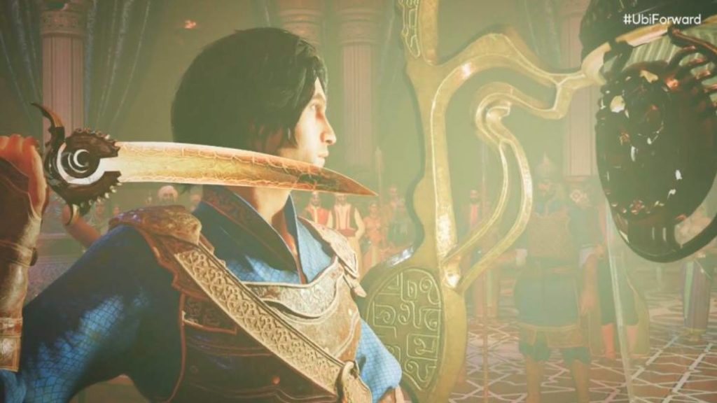 The remake of Prince of Persia: The Sands of Time is now official; will arrive in January at a reduced price