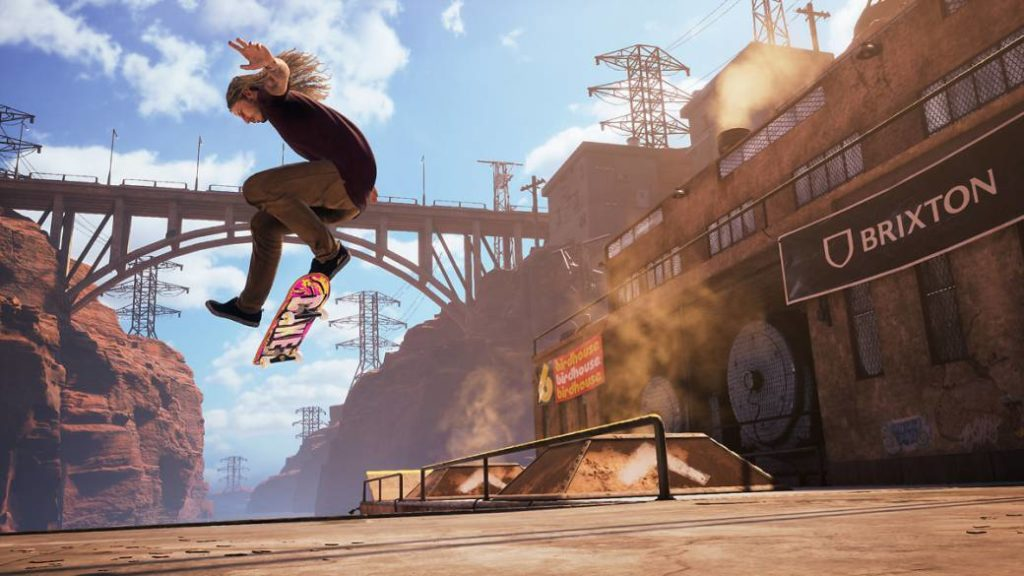 Tony Hawk's Pro Skater 1 + 2 Reaches One Million Units Sold; the fastest of the saga