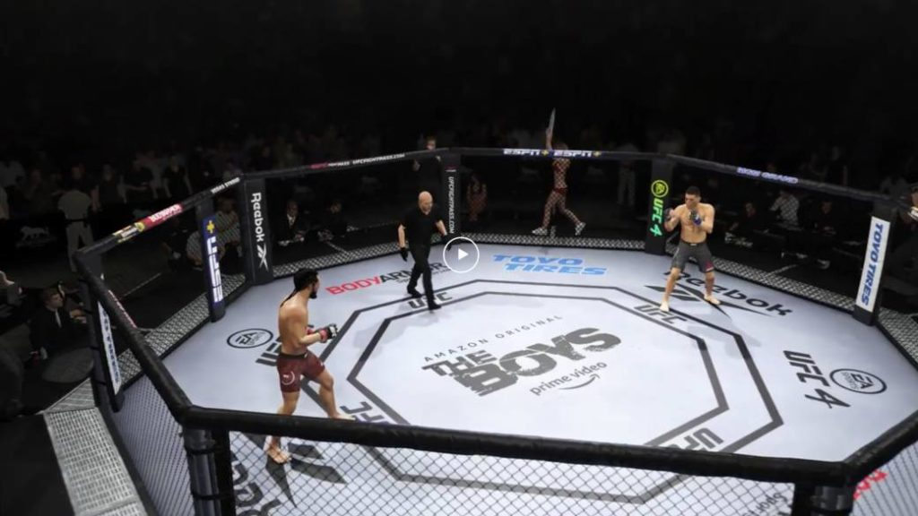 UFC 4: EA removes commercials from the game after thousands of criticisms