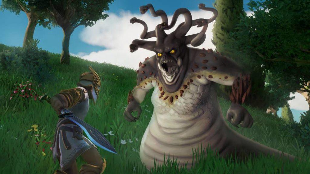 Ubisoft confirms it: Immortals Fenyx Rising is Gods & Monsters