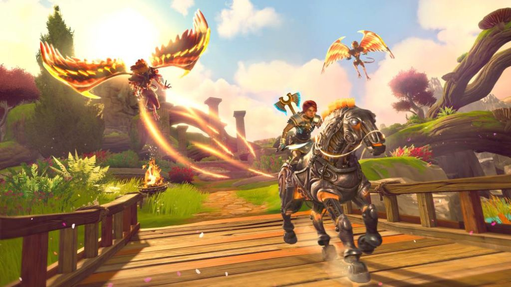 Ubisoft explains why Gods & Monsters is now called Immortals Fenyx Rising