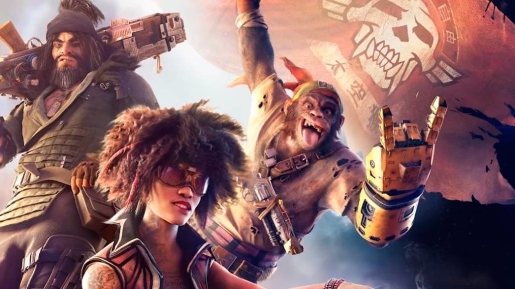 Ubisoft is working on two AAAA titles, including Beyond Good & Evil 2 and another unconfirmed