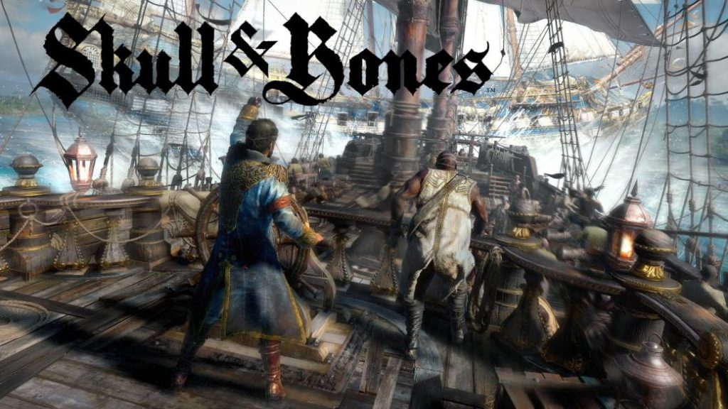 """Ubisoft: the development of Skull & Bones, """"in full swing with a new vision"""""""