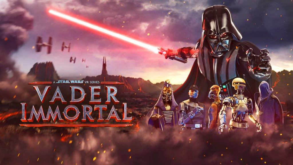 Vader Immortal: A Star Wars VR Series, Reviews. When the lightsaber fails you