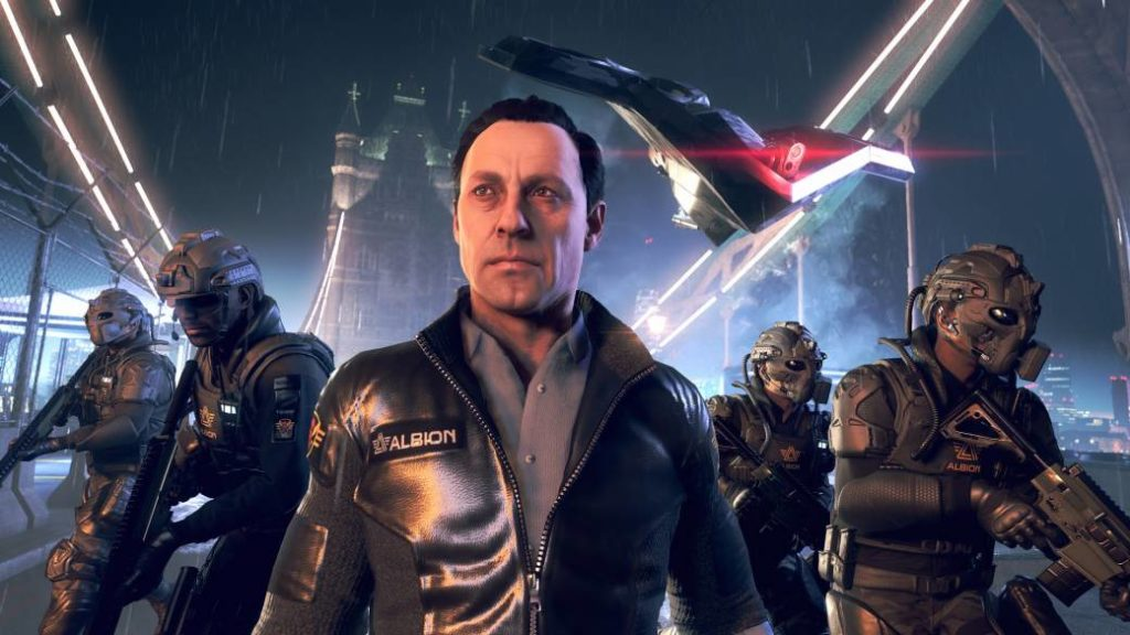 Watch Dogs: Legion shows off graphic muscle in its new trailer