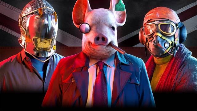Watch Dogs Legion will be launch title on Xbox Series X / S: visual improvements and ray-tracing