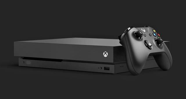 Xbox One X (2017) | Microsoft