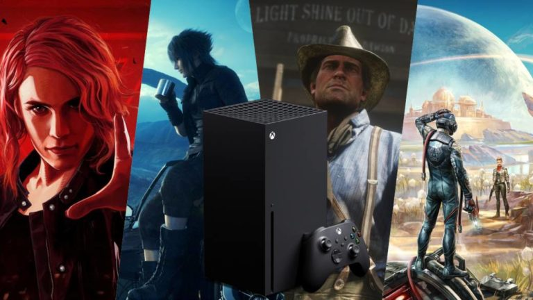 Xbox Series X and Xbox One X head-to-head: How long does it take for backward compatible games to load?