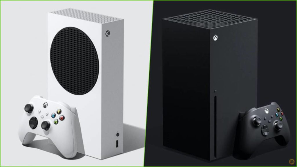 Xbox Series X and Xbox Series S: size comparison with final measurements