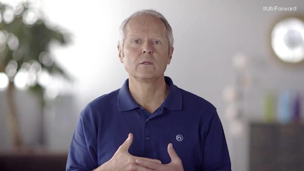 Yves Guillemot, CEO of Ubisoft, apologizes for cases of sexual harassment